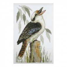 Country Threads DMC - LAUGHING KOOKABURRA 16X24CM